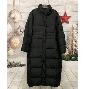 Calvin Klein Quilted Down Walker Coat XL Black
